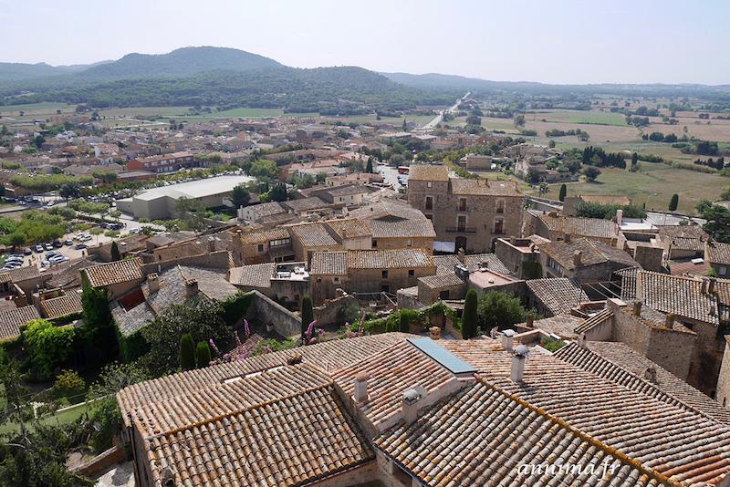 Pals, magnifique village médiéval de la Costa Brava