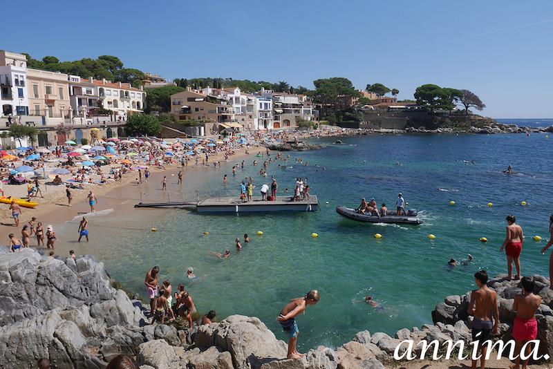 Costa Brava : bien choisir sa plage près de Begur.