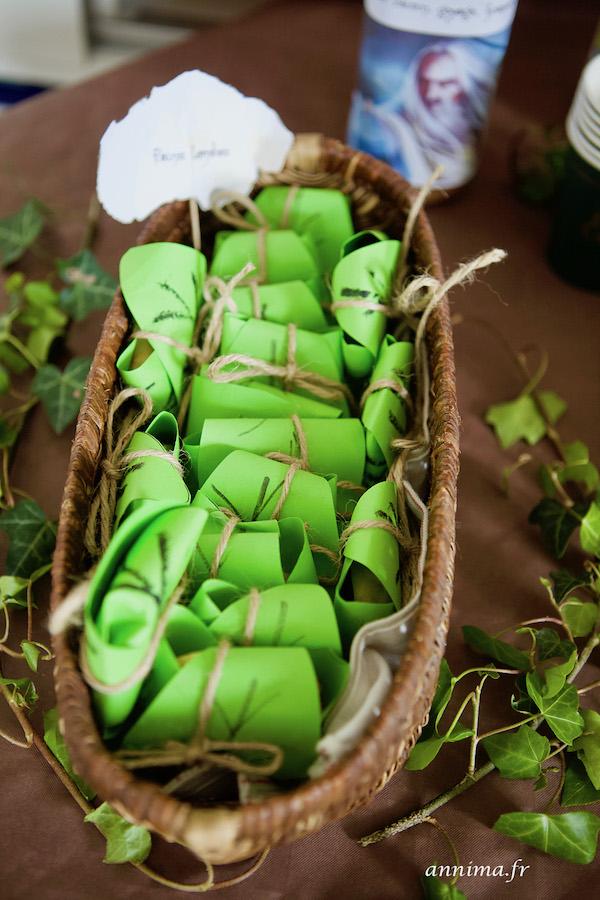 pains lembas elfique