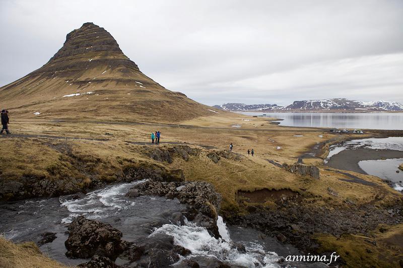 péninsule du Snaefellsness et la cantatrice islandaise