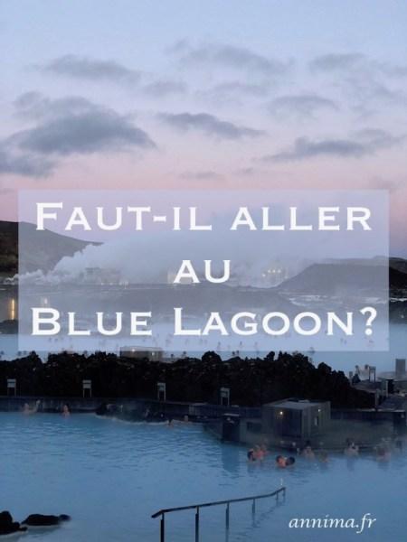 Islande- Blue lagoon