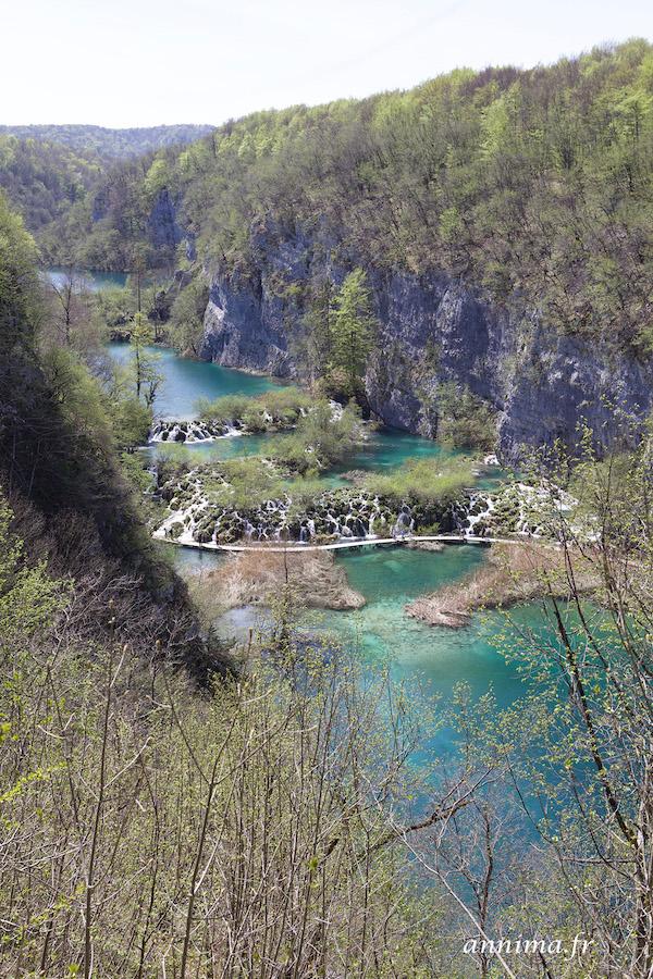 Croatie : Les couleurs des lacs de Plitvice