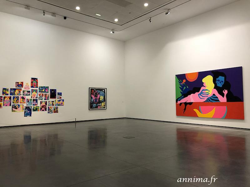 Sorties culturelles à Toulouse en novembre 2019 Peter Saul