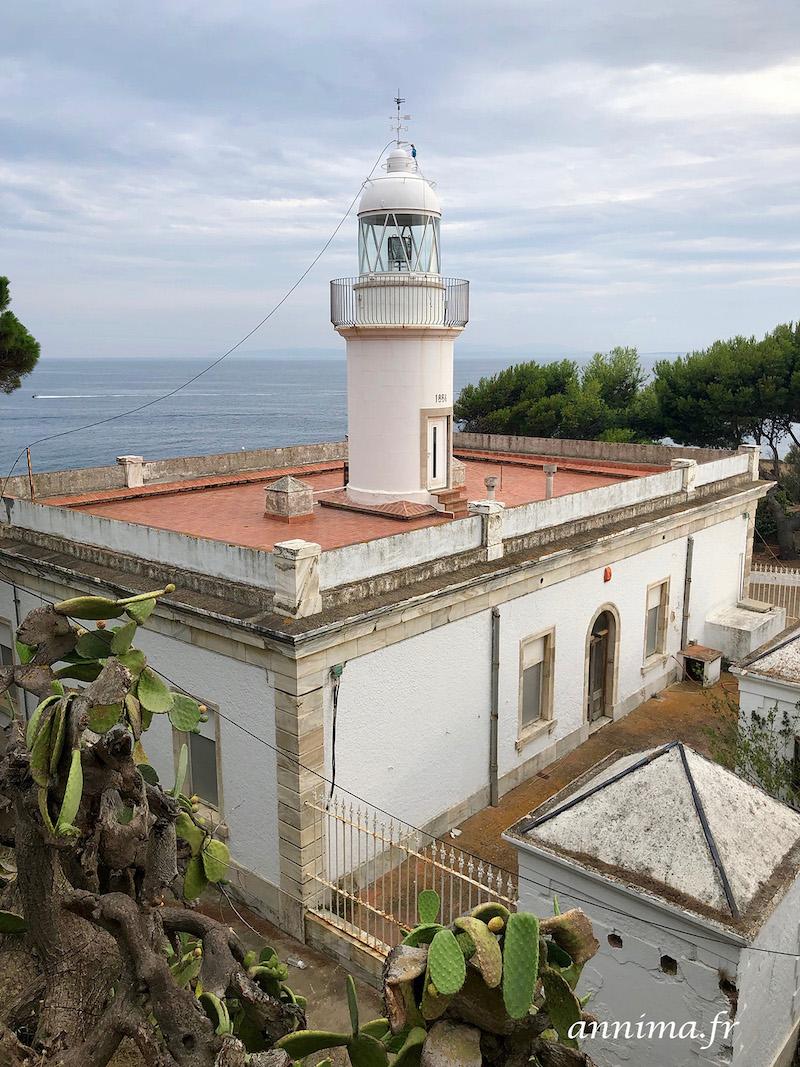phare de Rosas