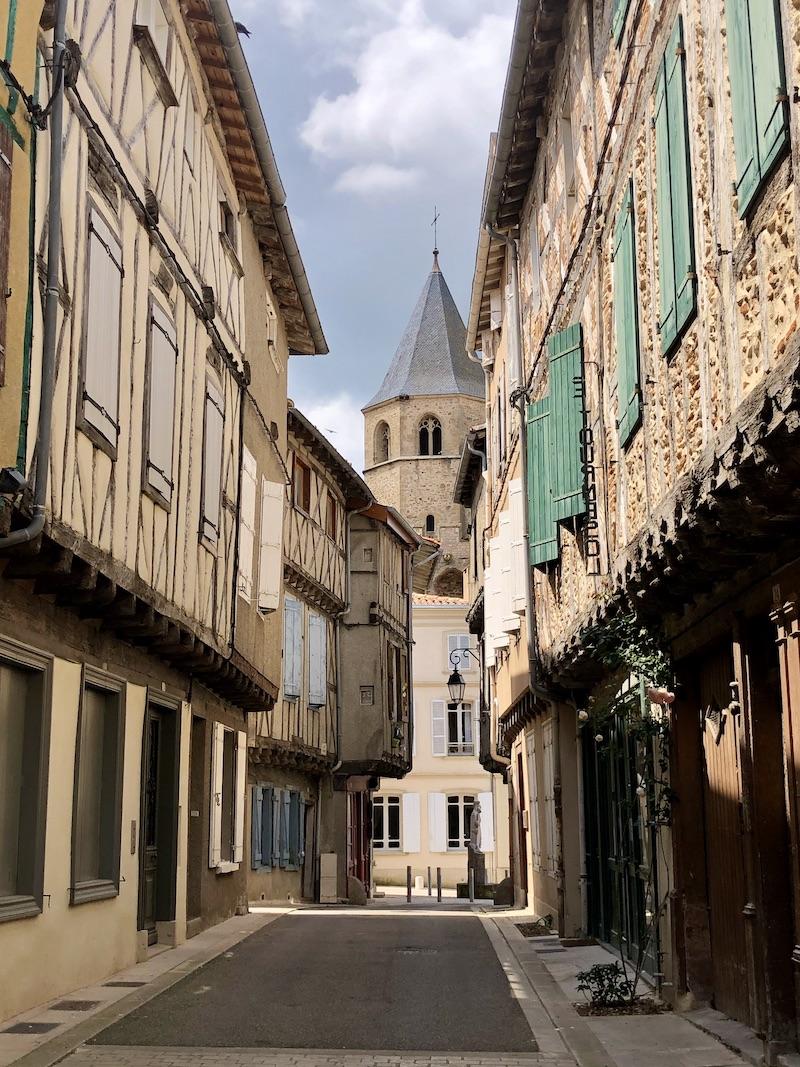 Se balader autour de Toulouse : Sorèze