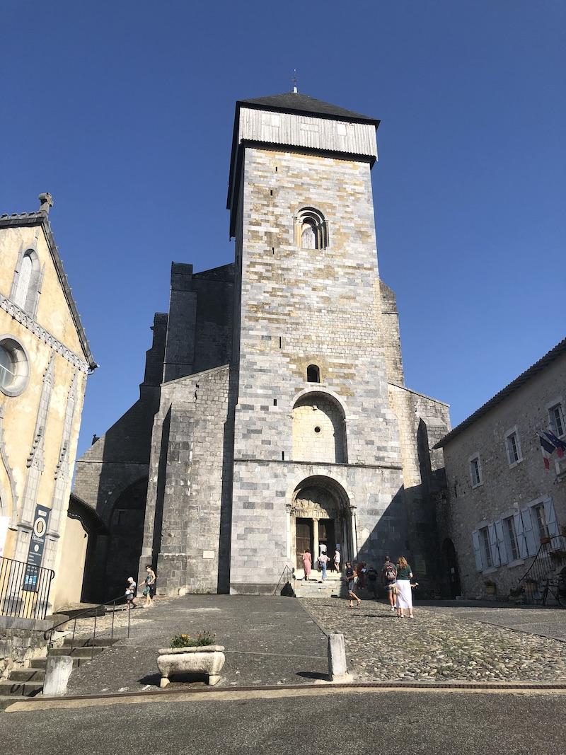 Saint-Bertrand de Comminges sur le Chemin de Compostelle