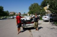 11.08.13 Samarkand, Uzbekistan