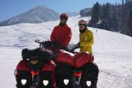 What size skis do your bike take?