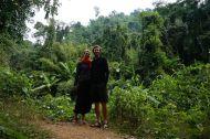 21.12.13 Kaeng Nyui Waterfall, Vang Vieng, Laos