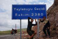 18.06.13 Yaylasuyu Pass, Turkey