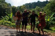 08.02.14 Gibbon Rehabilitation Centre, Phuket, Thailand