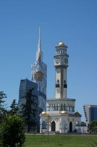 Architecture in Batumi