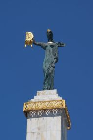 Jason and his Argonauts supposedly sailed to Batumi to steal the golden fleece