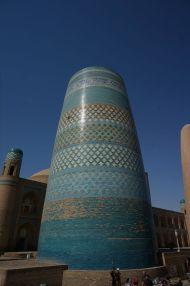 Kalta Minor Minarett, Khiva