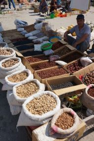 Khiva bazaar