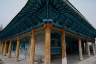 Wooden Chinese Mosque, Karakol
