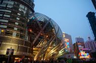 Sparkling, blinking casinos…everywhere