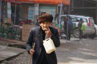A local in Pingjiang