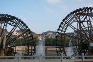 Wooden waterwheels, Leishan