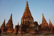 Temple ruins, Ayutthaya