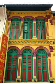 Chinatown. Singapore