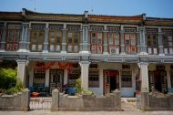 Traditional Chinese shophouses, Penang