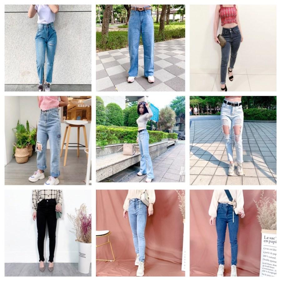 【穿搭】適合小個子的10款牛仔褲穿搭,超適合145~155的小隻女孩,不看妳會後悔~