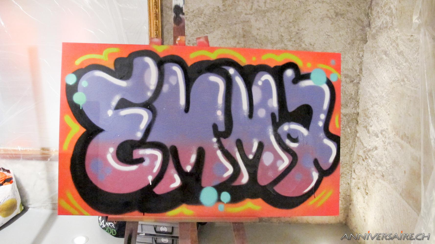 Bat Mitzvah Graffiti 224 Gen 232 Ve Anniversaire En Suisse