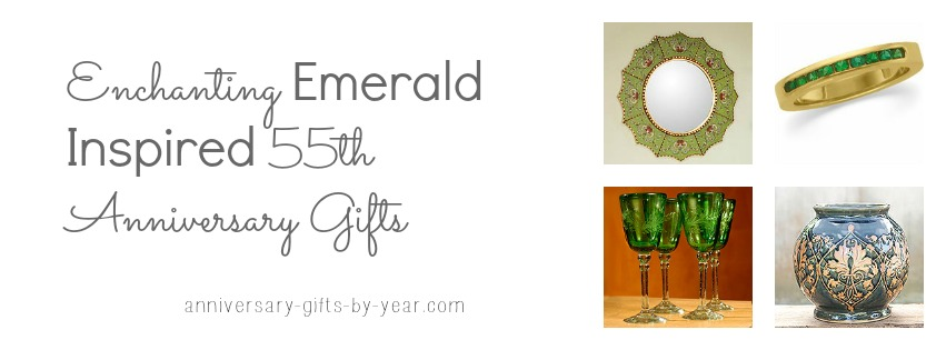 55th Wedding Anniversary Gift Ideas For Your Parents