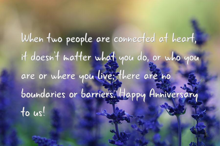 happy anniversary to my