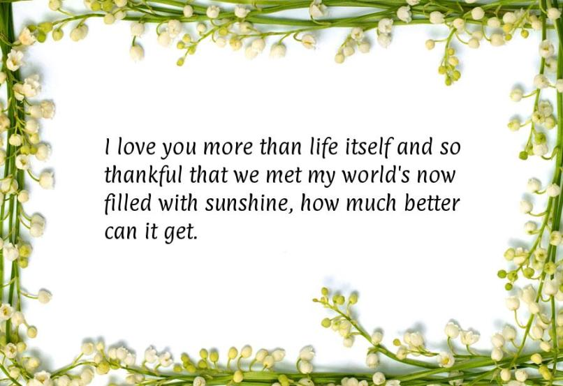 50 Love You More Than Life Itself Quotes Wise Quotes