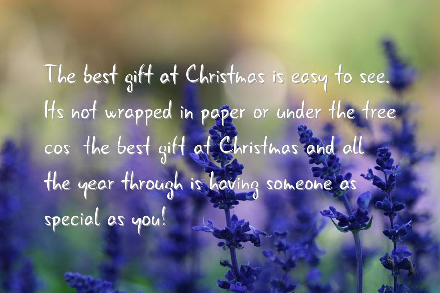 Christmas Wishes For Spouse