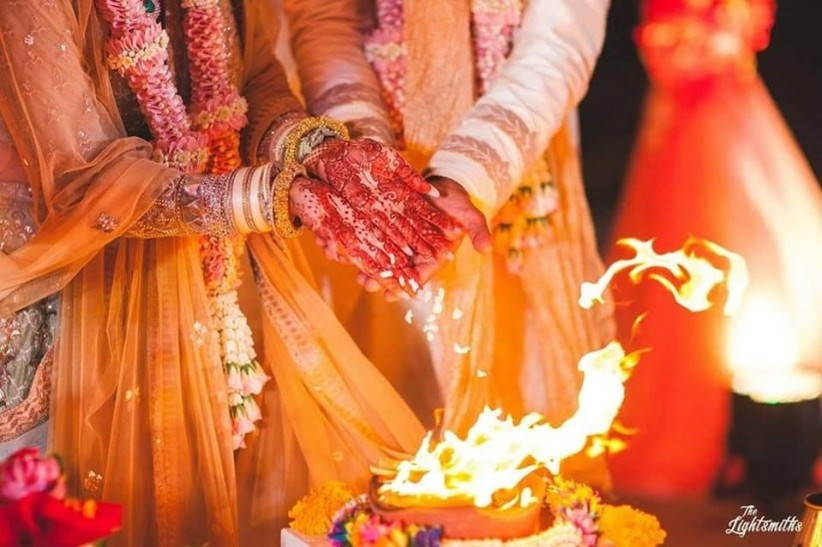 marriage is bonding of two souls