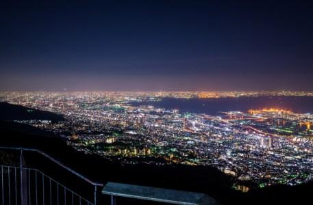 【2021年版】神戸で夜景ドライブデートならここ!関西在住の筆者がおすすめしたい15スポット