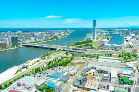 【2021年版】新潟中央区デートならここ!新潟県出身筆者おすすめの15スポット【ショッピング・水族館や夜景スポット・カフェなど】