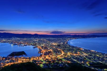 【2021年版】函館ドライブデート50選!函館育ちの筆者がおすすめの夜景・海・食堂・ロマンチックなスポットなど