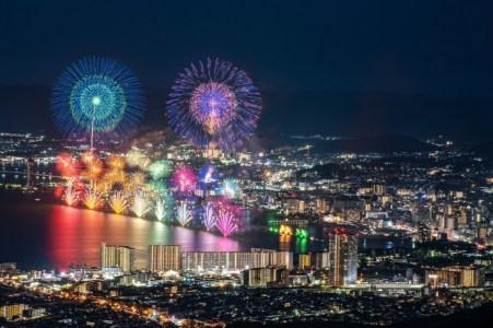 【2021年版】関西の夜景ドライブデートならここ!関西女子おすすめの50スポット【絶景エリア・SNS映え夜景・花火・イルミネーションなど】
