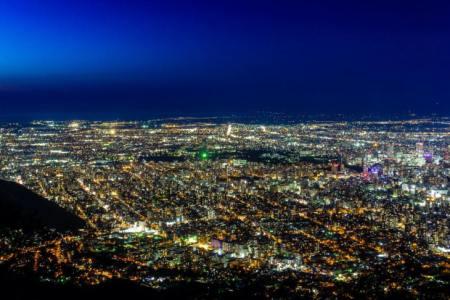 【2021年版】北海道の夜景ドライブデートならここ!北海道生まれの筆者がおすすめする15スポット