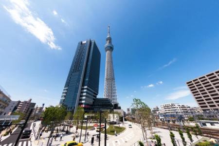 【2021年版】押上駅周辺デートならここ!関東在住著者おすすめの15スポット【絶景スポット・グルメ・公園・博物館など】
