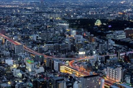 【2021年版】名古屋の夜景ドライブデートならここ!地元民おすすめの15スポット【高台・フォトジェニック・工場地帯・高速道路など】