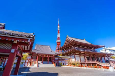 【2021年版】三田駅周辺デートならここ!都内在住筆者おすすめの15スポット【東京タワー・パワースポット・お洒落カフェやグルメも】