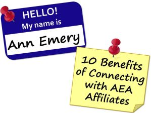 10 Benefits of Connecting with AEA Affiliates