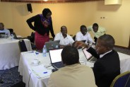 Multi-Day Data Visualization Workshop in Kampala, Uganda