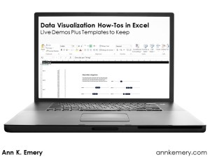 Data Visualization How-Tos in Excel