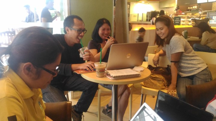 Team South Represent: Jomar Hilario Virtual Careers Team South Meet Up