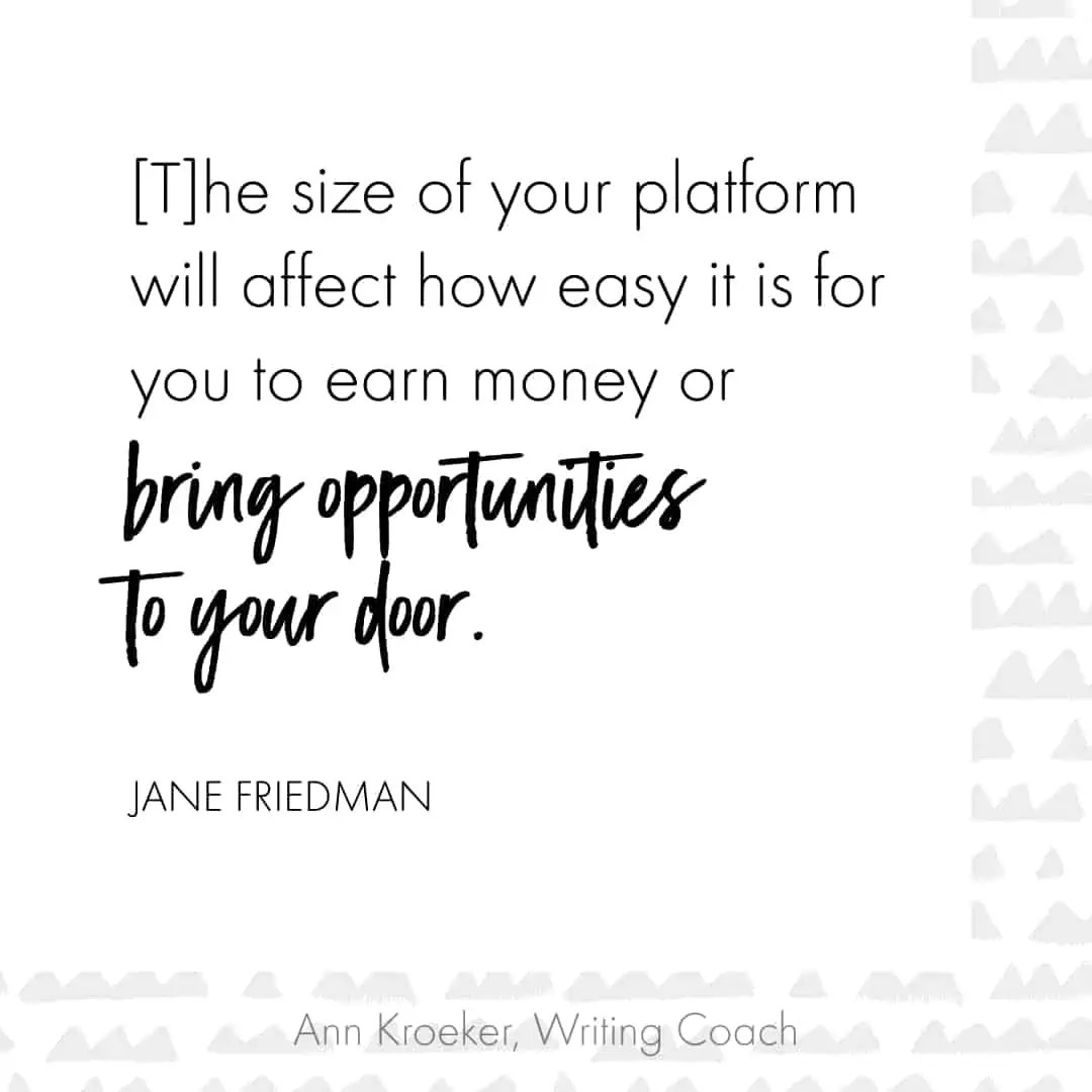 Platform Will Affect How Easy It Is For You To Earn Money
