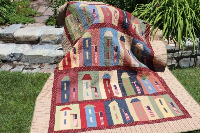 Quilts, Patriotic (3)