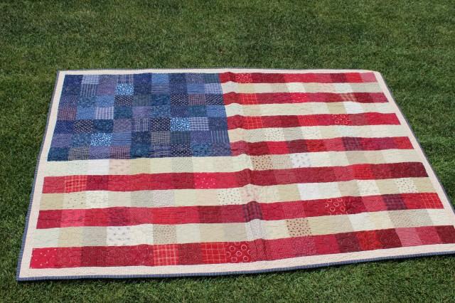 Quilts, Patriotic (4)
