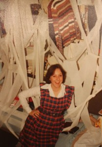 May Hall TP'd Becky's Room