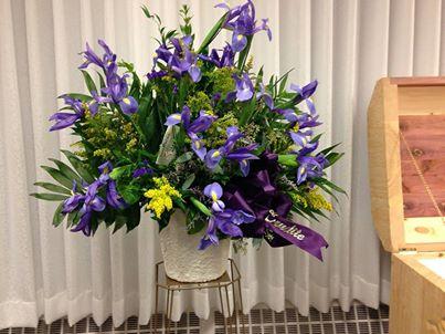 Natalie Funeral Flowers